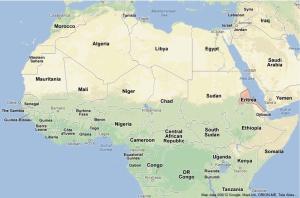 eritreaonamap