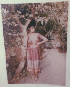 an oldie of mum