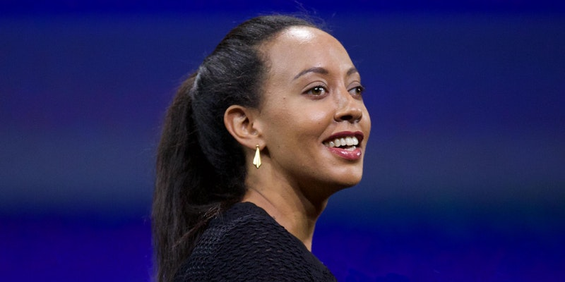 The Power of a Keyboard: An Evening with Disability Rights Lawyer Haben Girma